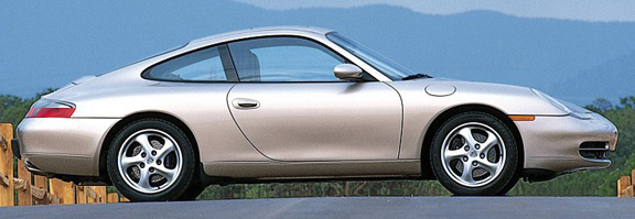 Porsche 911 Carrera Turbo Information And Pictures