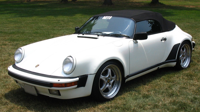 Porsche 911, Carrera, Turbo information and pictures